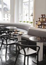 <h5>Rose Bakery tea room, Le Bon Marché</h5><p>Conception be attitude. Emilie Bonaventure</p>