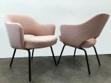 <h5>Paire de fauteuil D'Eero Saarinen </h5><p>Paire de fauteuil D'Eero Saarinen par Knoll international</p>